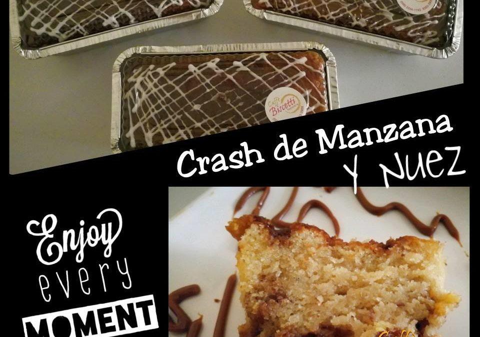 Nuevo Crash de Manzana y Nuez